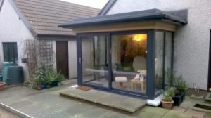 Ferguson - garden room finished